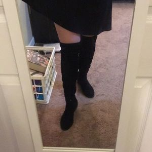 Vince Camuto thigh high boots